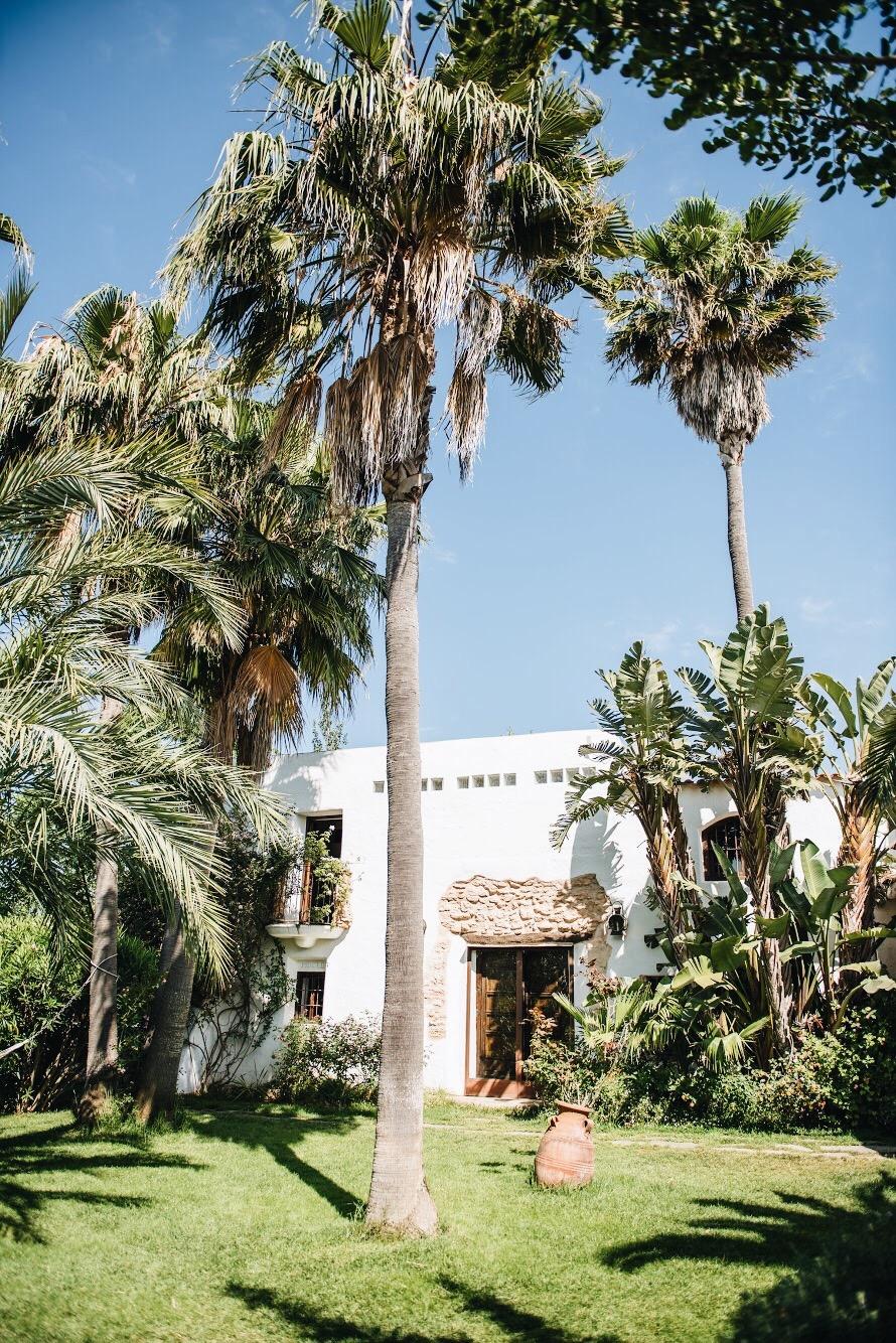 San Rafael – Ibiza – Agroturismo – 3 grote kamers en 1 villa suite