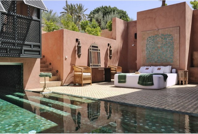 Marrakech – Marokko – 4 sleeps