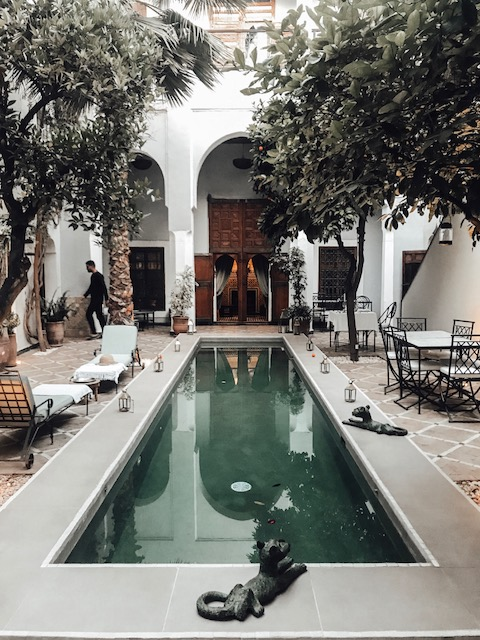 Marrakech – Marokko – 2 sleeps