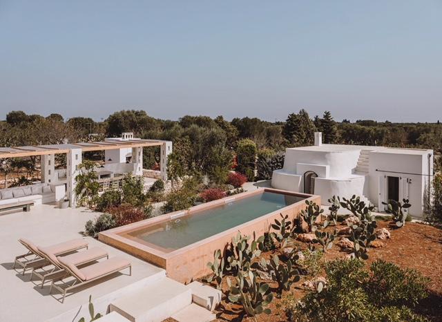 Puglia – Italie – 8 sleeps